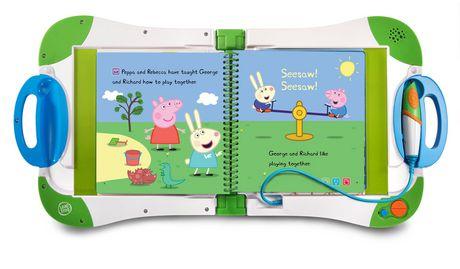 LeapFrog® LeapStart® Peppa Pig™ Playing Together - Storybook - English Version - image 3 of 5