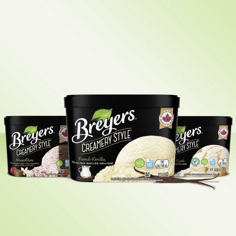 Breyers Creamery Style FrenchVanilla IceCream - image 6 of 8