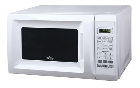 Rival 0 7 Cu Ft Microwave Oven Walmart Canada