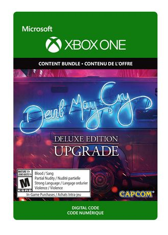 Xbox One Devil May Cry 5: Deluxe Upgrade DLC Bundle [Download] - image 1 of 1