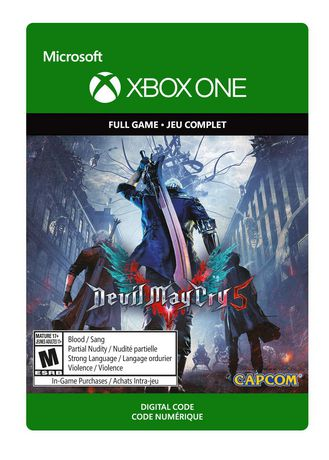 Xbox One Devil May Cry 5 [Download] - image 1 of 1