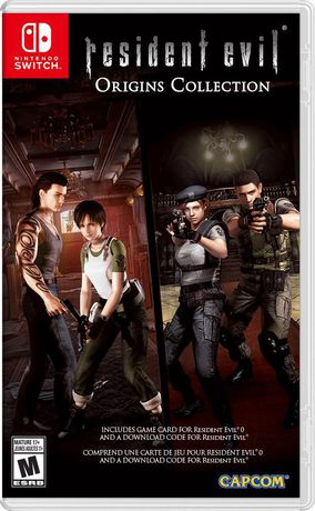 Resident Evil Origins Collection [Nintendo Switch] - image 1 of 6