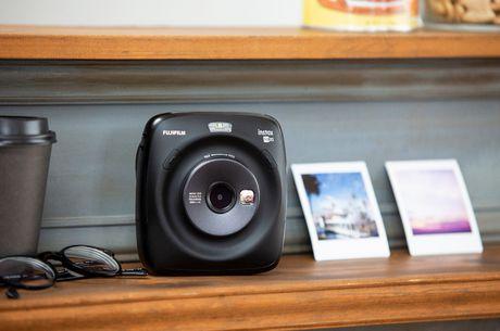 Fujifilm Instax SQUARE SQ20 Hybrid Instant Camera - image 5 of 8
