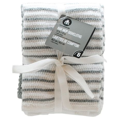 hometrends Bar Mop Dishcloths - image 1 of 1