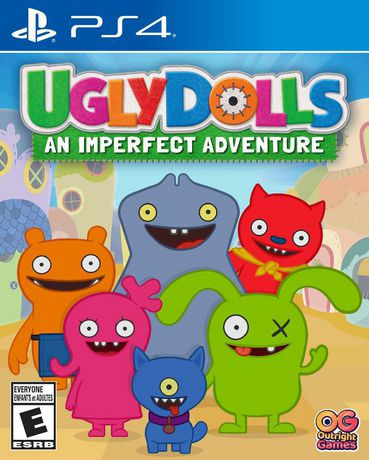 Ugly Dolls An Imperfect Adventure [PS4] - image 1 de 1