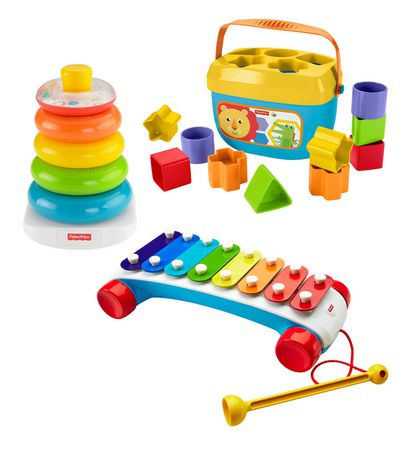 Fisher-Price Classic Infant Trio - image 1 of 6