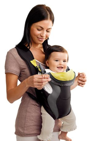 Evenflo® Breathable Carrier (Yellow Koi) - image 2 of 5