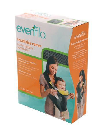 Evenflo® Breathable Carrier (Yellow Koi) - image 5 of 5