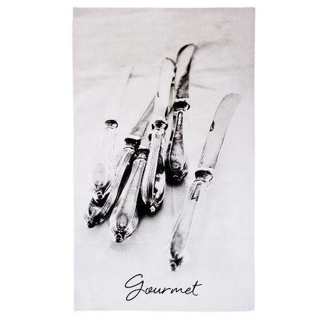 hometrends Oversized Photoreal Kitchen Towel - image 1 of 1