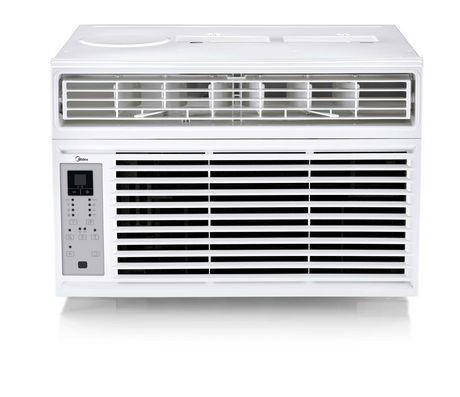 MIdea 6,000 BTU Window Air Conditioner - image 1 of 5
