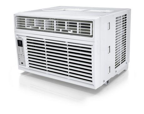 MIdea 6,000 BTU Window Air Conditioner - image 3 of 5