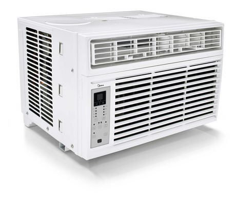 MIdea 6,000 BTU Window Air Conditioner - image 2 of 5