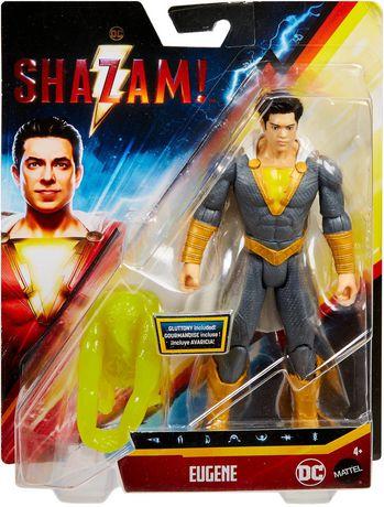 "DC Comics Superheroes Shazam Eugene Action Figure New 6/"" Action Toy"