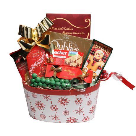 Baskets by on occasion christmas celebration gift basket walmart baskets by on occasion christmas celebration gift basket walmart canada negle Choice Image