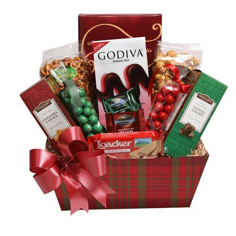 Baskets by On Occasion Winter Wonderland Gift Basket | Walmart Canada