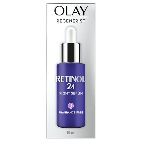 Olay Regenerist Retinol 24 Night Facial Serum - image 1 of 8