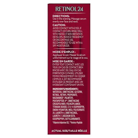 Olay Regenerist Retinol 24 Night Facial Serum - image 2 of 8