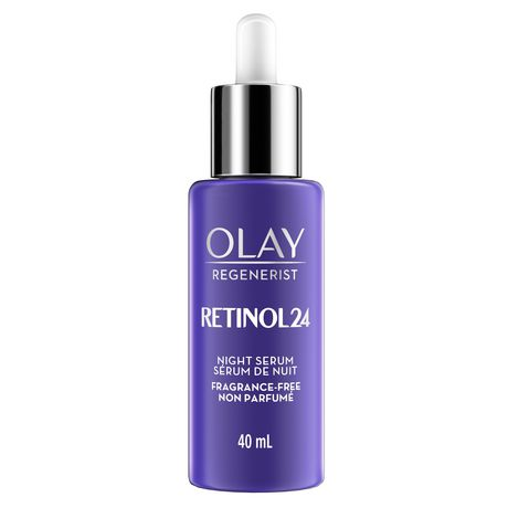 Olay Regenerist Retinol 24 Night Facial Serum - image 3 of 8