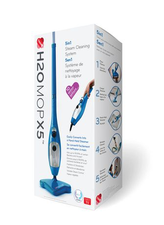 H2O X5 Steam Mop - image 2 of 2