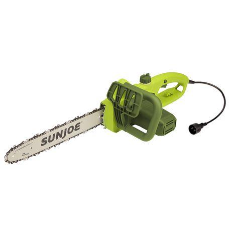Sun Joe SWJ599E 14-inch (35.5 Cm) 9 Amp Electric Chainsaw - image 3 of 5