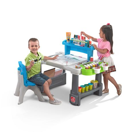 Step2 Deluxe Creative Projects Art Desk™ - image 1 of 7