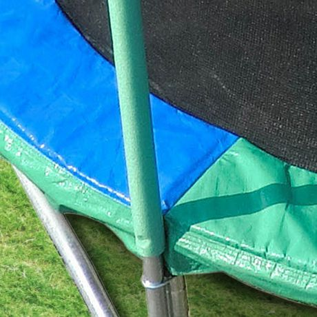 Trainor Sports 8' Trampoline And Enclosure with Trampballoon - image 8 of 9