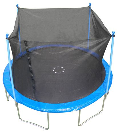 Trainor Sports 12' Trampoline And Enclosure Combo - image 2 of 9
