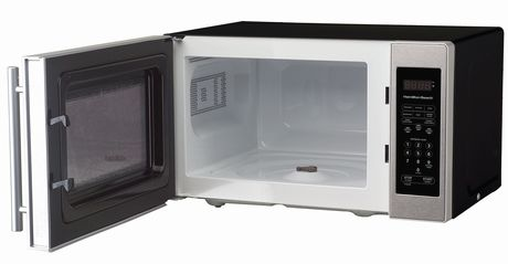 Hamilton Beach 0.7 cu.ft. Stainless Steel Microwave - image 2 of 2