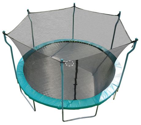Trainor Sports - Ens. de trampoline et enceinte 15 pi - image 2 de 9