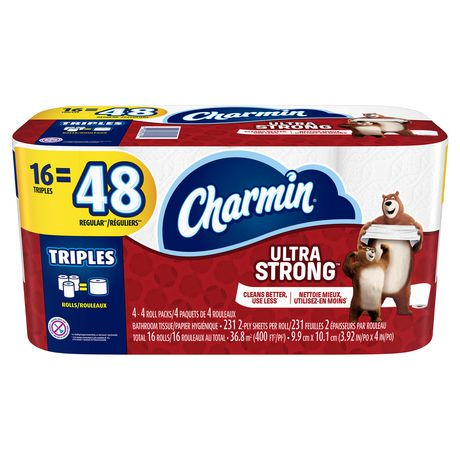 Charmin Ultra Strong™ Toilet Paper by Charmin