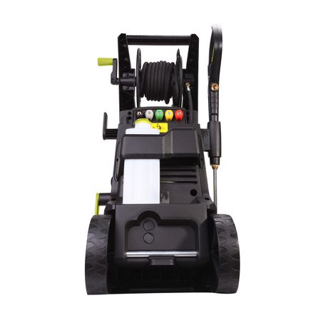 Sun Joe SPX3501 Brushless Induction Electric Pressure Washer | 2300-PSI MAX | 1.48 Gpm | Hose Reel - image 6 of 9