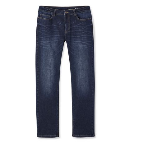 George Mens Slim Fit Boot Cut Jean - image 6 of 6