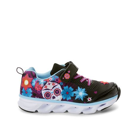 Athletic Works Girl Graphic Puff Sneaker - image 1 of 4