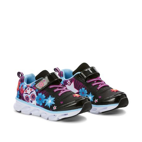 Athletic Works Girl Graphic Puff Sneaker - image 2 of 4