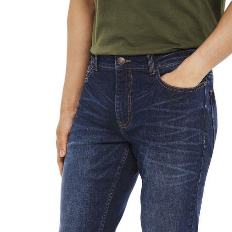 George Mens Slim Fit Boot Cut Jean - image 4 of 6