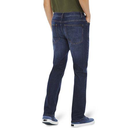George Mens Slim Fit Boot Cut Jean - image 3 of 6