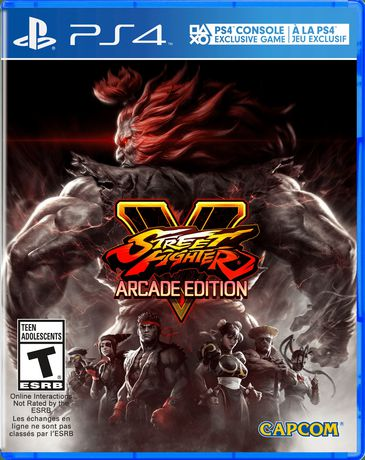 Street Fighter V: Arcade Edition [PS4] - image 1 of 1