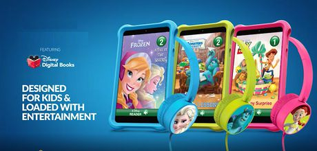 """Disney 7"""" Android Kids Tablet Bundle by SmarTab - image 6 of 8"""