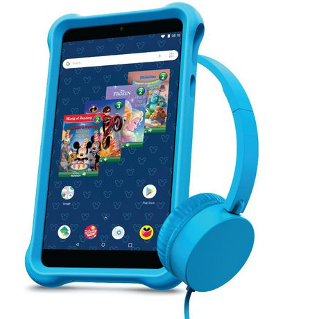 """Disney 7"""" Android Kids Tablet Bundle by SmarTab - image 8 of 8"""