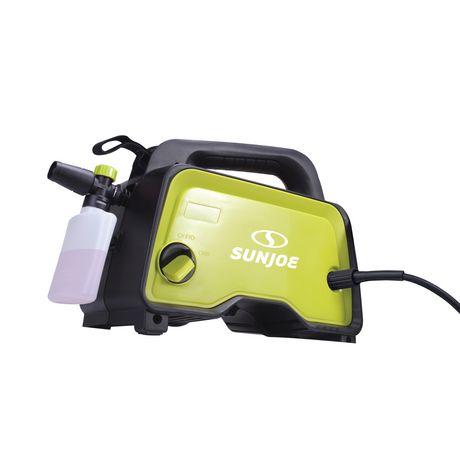Sun Joe SPX202E Hand-Carry Electric Pressure Washer | 1450-Max Psi | 1.48 Gpm |1400-Watt - image 1 of 4