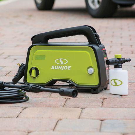 Sun Joe SPX202E Hand-Carry Electric Pressure Washer | 1450-Max Psi | 1.48 Gpm |1400-Watt - image 4 of 4