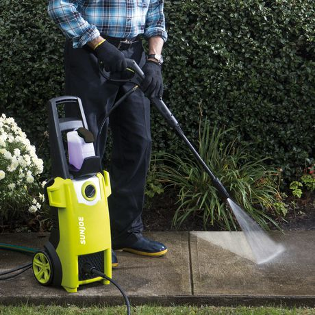 Sun Joe SPX2000 Electric Pressure Washer - 1740 PSI Max - 1.59 GPM - 12.5-Amp - image 5 of 9