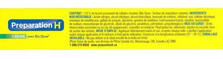 Preparation H® Cream(25g) with Bio-Dyne, Hemorrhoid Multi-Symptom Pain Relief - image 3 of 3
