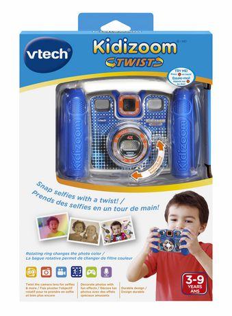 VTech® Kidizoom® Twist - Bleu - Bilingue - image 4 de 8