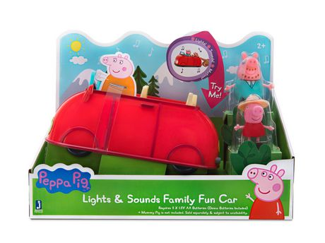 Peppa Pig's Red Car - image 1 of 5