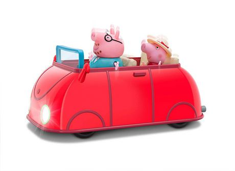 Peppa Pig's Red Car - image 2 of 5