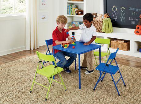 de enfant pour Ensemble TableChaises Pliantes de Cosco eordCBWEQx