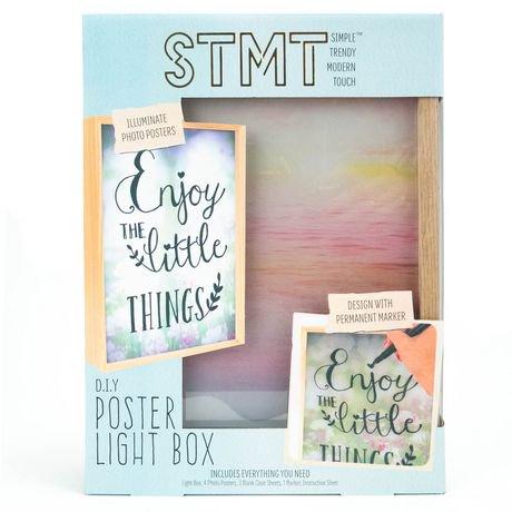 Stmt Poster Light Box Walmart Canada