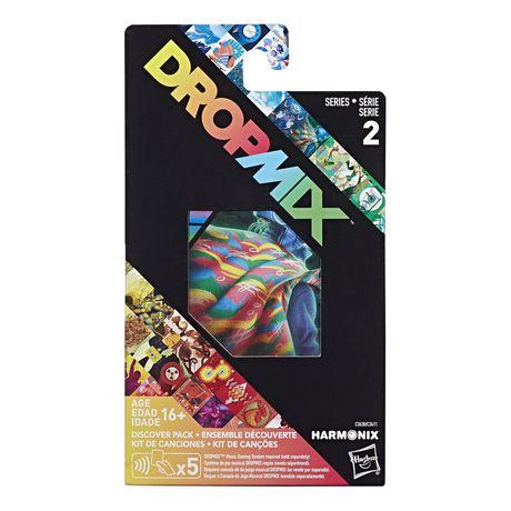 Série 2 complète - Emballage d'Ensembles découverte DropMix de 30 cartes - image 3 de 7