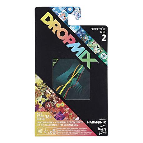 Série 2 complète - Emballage d'Ensembles découverte DropMix de 30 cartes - image 4 de 7